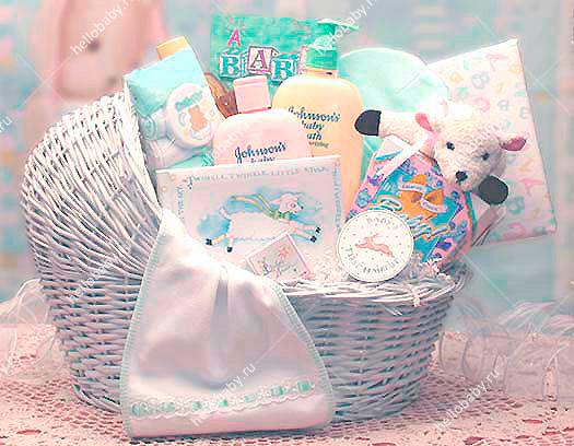 Подарки новорожденному